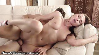 SweetSinner Aidra Fox Rides Cock with High Passion