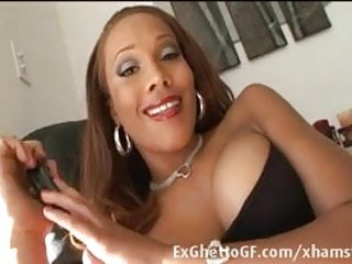 Free bib breast ebony vids Big breasted ebony slut fucked hard