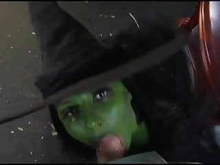 Sabrina the witch naked Not the wizard of oz pt6 wicked witch tinman