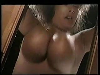 Donna loren lingerie Vintage lactating trinity loren anal