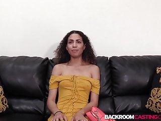 Blowjob on the pier - Newbie gia ass fucked after blowjob on the casting couch
