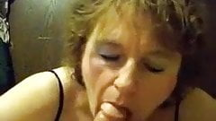 Mature wife fulfilling her needs