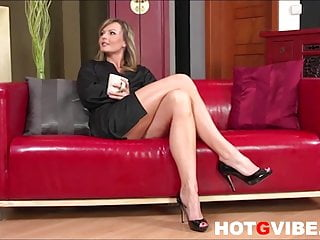 Heavy duty sex balls - Sandra sanchez skips house duties to masturbate 1