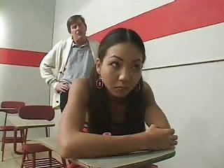 Whipped pussy lorelei lei Keeani lei and teacher in classroom