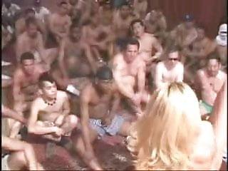 American bukkake video American bukkake trinity james