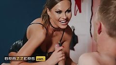 Tina Kay Danny D - The Dommes Next Door Part 1 - Brazzers