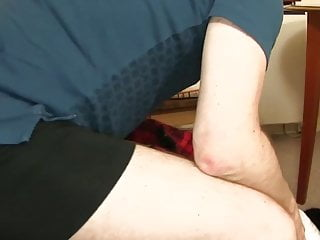 Prone fucking Doggy and prone bone anal fuck for a mature pawg