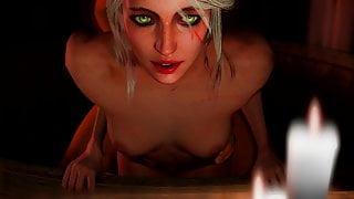 Ciri Witcher Porn