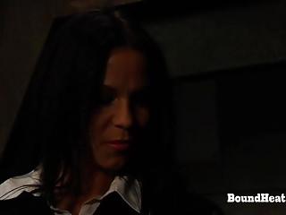 Bondage and escape No escape 2: sounds of whip piercing through air