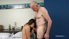 Play with daddy old fuck