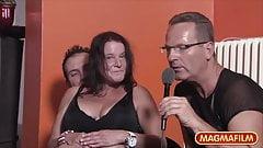 Немецкие зрелые свингерские пары в любительском видео