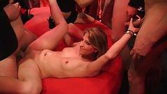 My Dirty Hobby - Porn expo group sex!