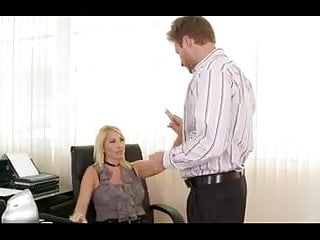 Cim escort dallas - Big tits milf boss dallas spreads for underling
