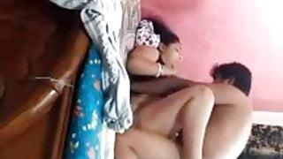 Bengali couple fucking at home