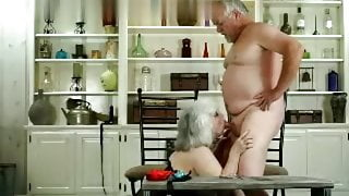 Mojo4447 Mature kinky couple she gets tied in ropes