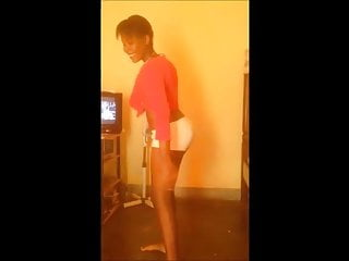African ebony porn - African ebony enjoyes dancing alot