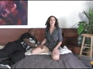 Boobs of white angel Mom katie angel creampied by black in front of white son