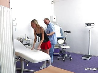 Videos of the vaginal exam Lucy gyno exam