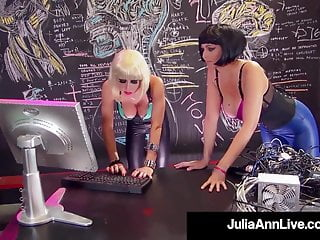 Adult general clinical research center - Milf researches julia ann jessica jaymes suck a big cock