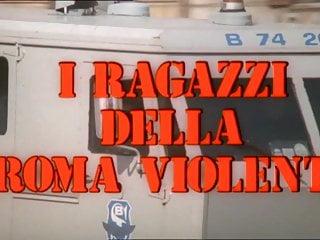 Roman ragazzi having sex I ragazzi della roma violenta 1976