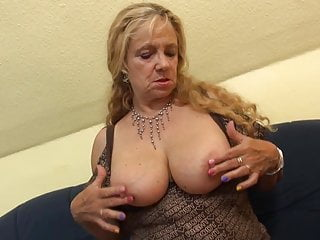 Fat cock big tit Busty granny takes young fat cock