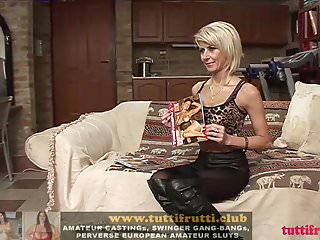 European hot porn Hot euro milf katie porn casting