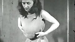 Peggy Winters -03 , 1950's model