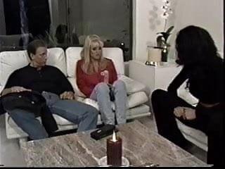 Jills boob Jill kelly anna malle threesome