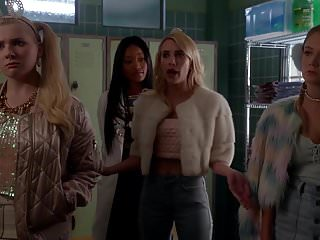 Free nude vid of emma roberts - Emma roberts - scream queens s2e01-e08