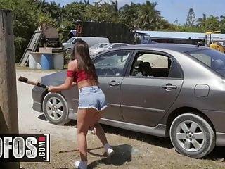 Miquita oliver ass - Pervs on patrol - oliver flynn katana kombat - hell hath