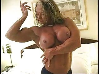 Amateur allure trudy video Trudy fbb muscle show