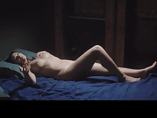 Cowgirls nude - Monica bellucci eva green nude back on the bed
