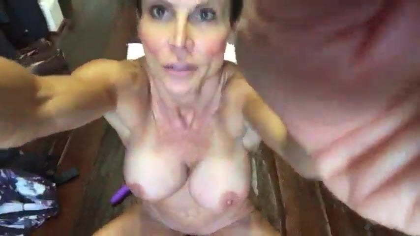 Real Amateur Milf Masturbation