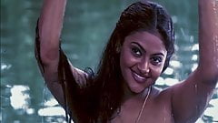 Hot Mallu actress enjoys fake sexy fucking, background voice