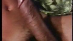 Smokey fucks a big titted white chick