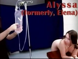 Enema anal videos - Enema video