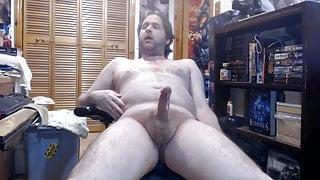 Masturbating to porn as usual