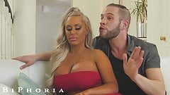 Gay Pornstar Fucks Stepbrother's Wife To Learn Straight Sex