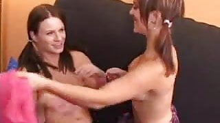 first lesbian experience