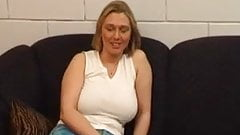 Blonde Assistance Mother With Big Tits !