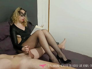 Home movie hand job - Jerk off - hand job - home made french amateur