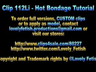Porn clip links - Clip 112li bondage tutorial from linked berlin - sale: 6