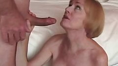 Giving My Mommy A Facial From Horny Stepson