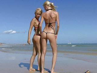 Kate capshaw bikini photos Adriana and kate - jinta