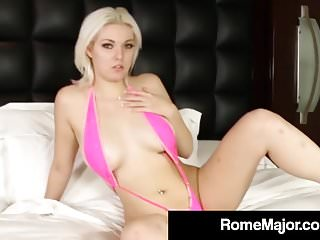 White stuff inside penis Rome major stuffs jenna ivorys hot white pussy with his bbc