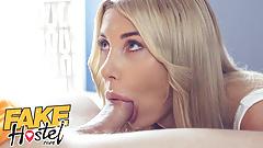 Fake Hostel Hot blonde Marilyn Crystal fucked by her teacher
