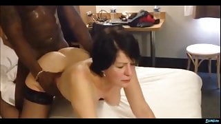 Wife's first try with BBC