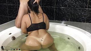 Cum and Piss in my Ass (Fan's request)