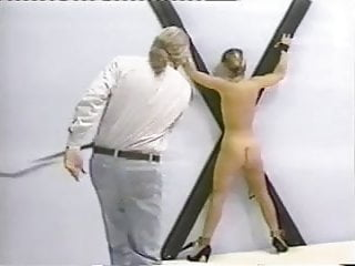 Victoria cross nude Whipped at the cross