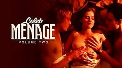 Celebrity MENAGE Volume Two